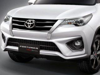 Toyota Fortuner TRD Sportivo 2018