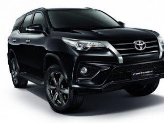โปรโมชั่น Toyota Fortuner ราคาพิเศษ
