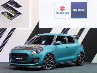 Suzuki Swift 2018 Accesories