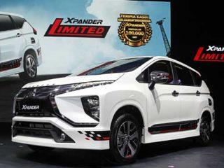 Mitsubishi Xpander Limited Edition รถใหม่จำนวนจำกัด