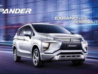 xpander 2019 ราคา โปรโมชั่นรถใหม่