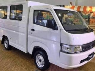 รถตู้เล็กคันใหม่Suzuki Carry Minibus 2021